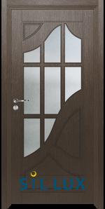 Интериорна врата Sil Lux 3003 Златен кестен