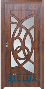 Интериорна врата Sil Lux 3005 Японски бонсай