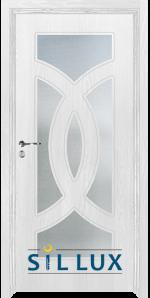 Интериорна врата Sil Lux 3008 Снежен бор