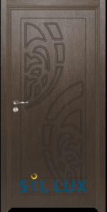 Интериорна врата Sil Lux 3010P Златен кестен