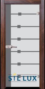 Стъклена интериорна врата Sand G 14 5 Q